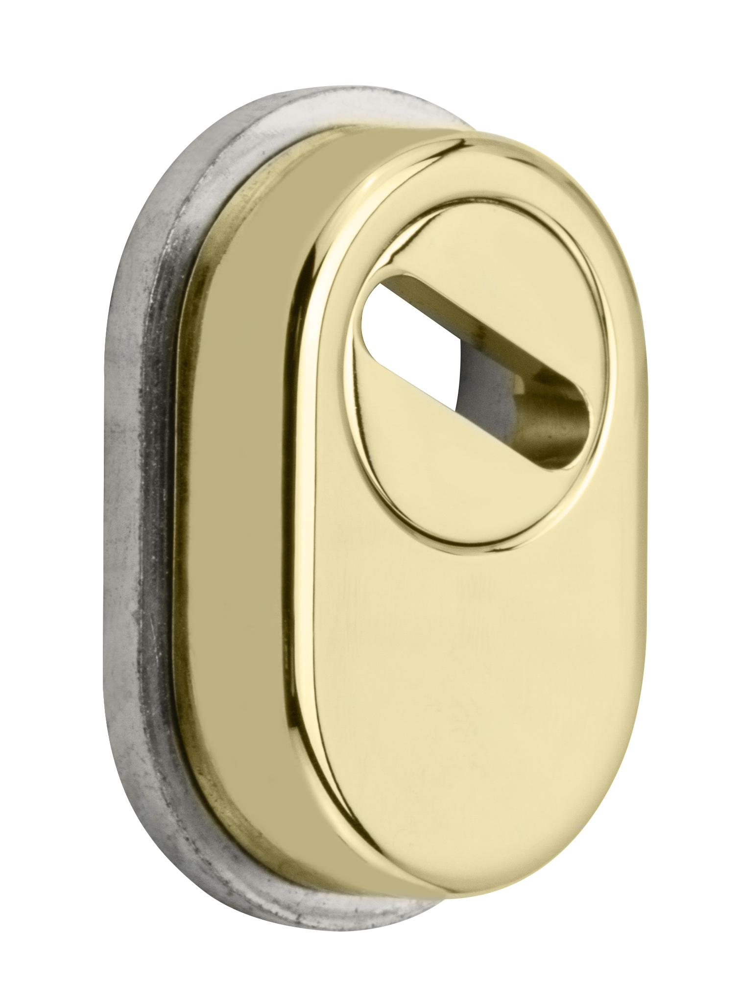 Kernziehschutz - antike Tür Rosette, Zierrosette, Türbeschlag