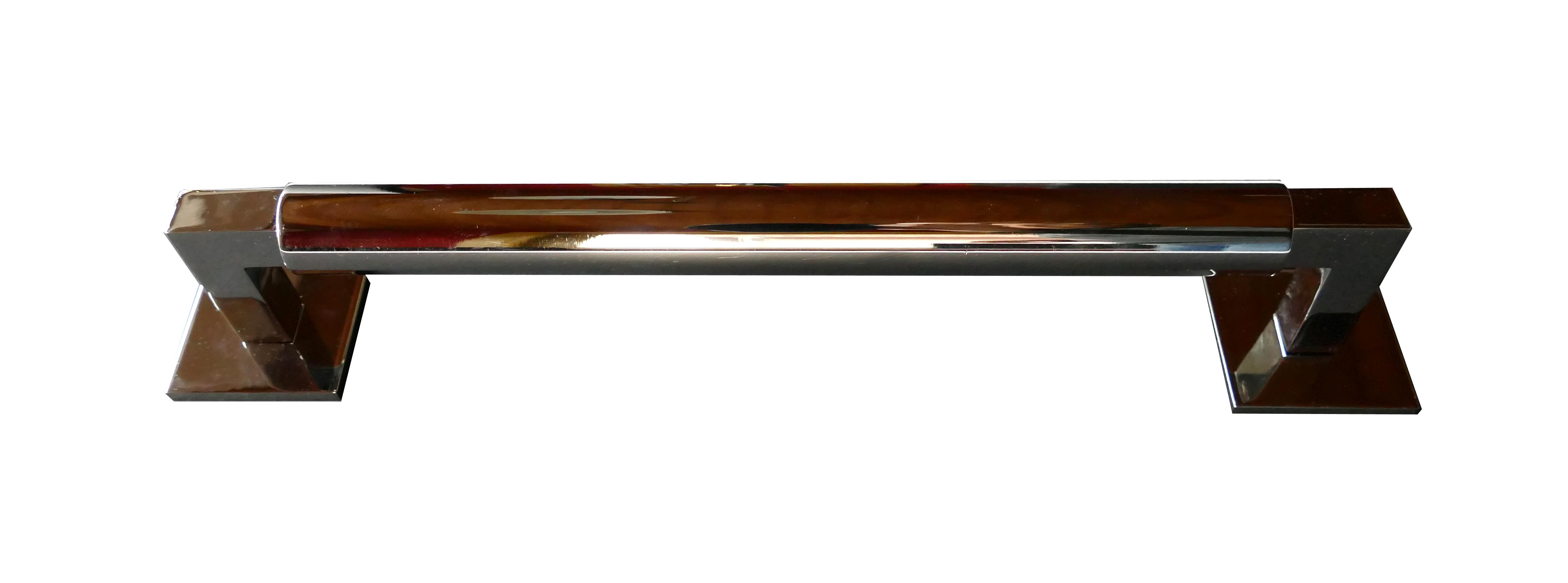 324.0021.10 Ziehgriff - antiker Türgriff, Balkongriff, Terrassentürgriff, Schiebetürgriff