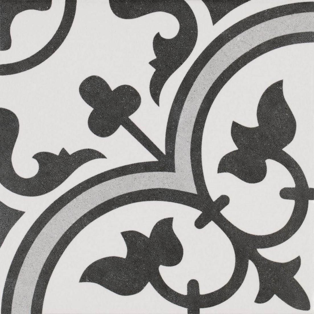 6.0016.21  Codicer Retrofliese / Feinsteinzeug ARTE GREY