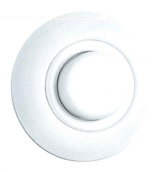 Dimmer Glühlampen Porzellan, Unterputz-Schaltersystem