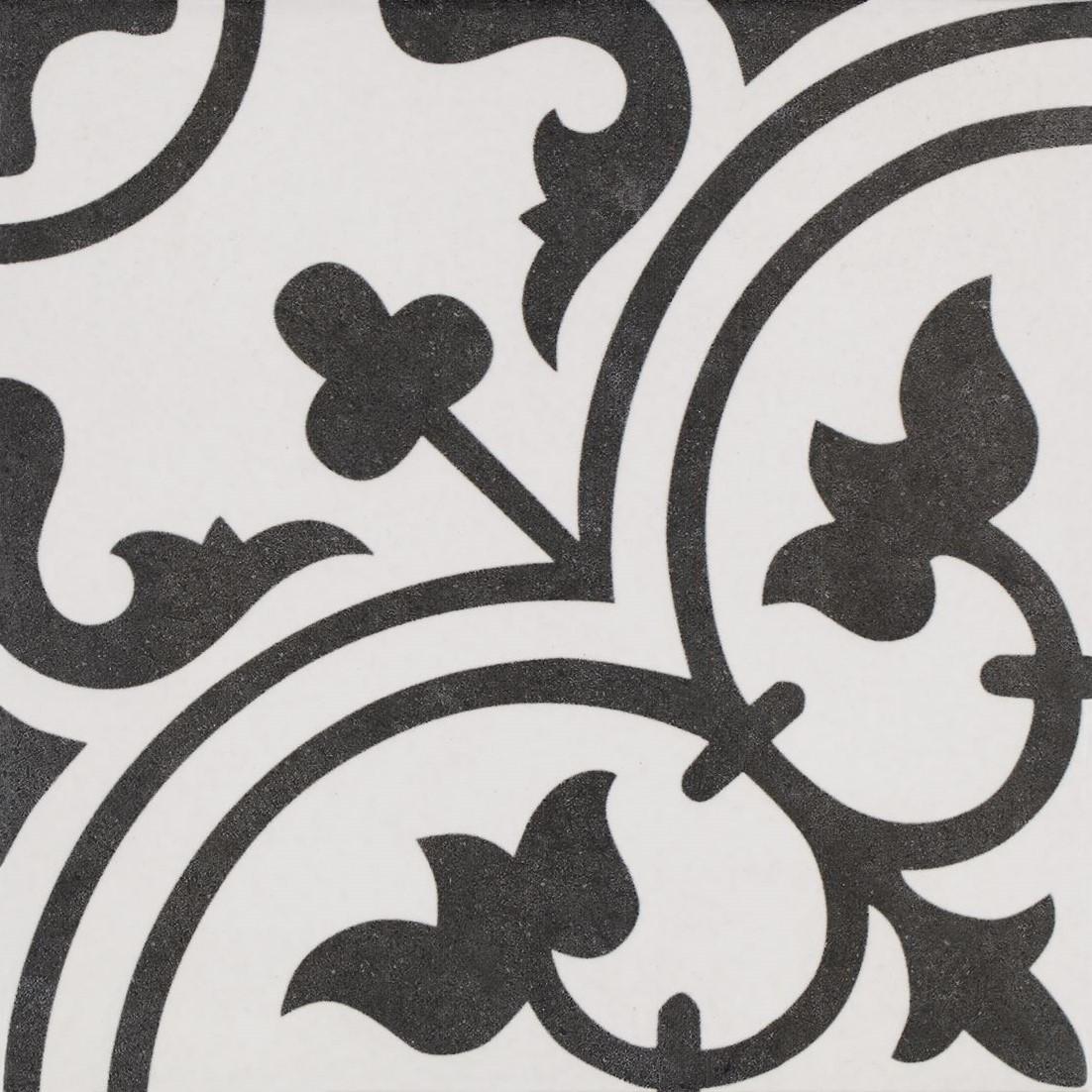 6.0015.21  Codicer Retrofliese / Feinsteinzeug ARTE WHITE