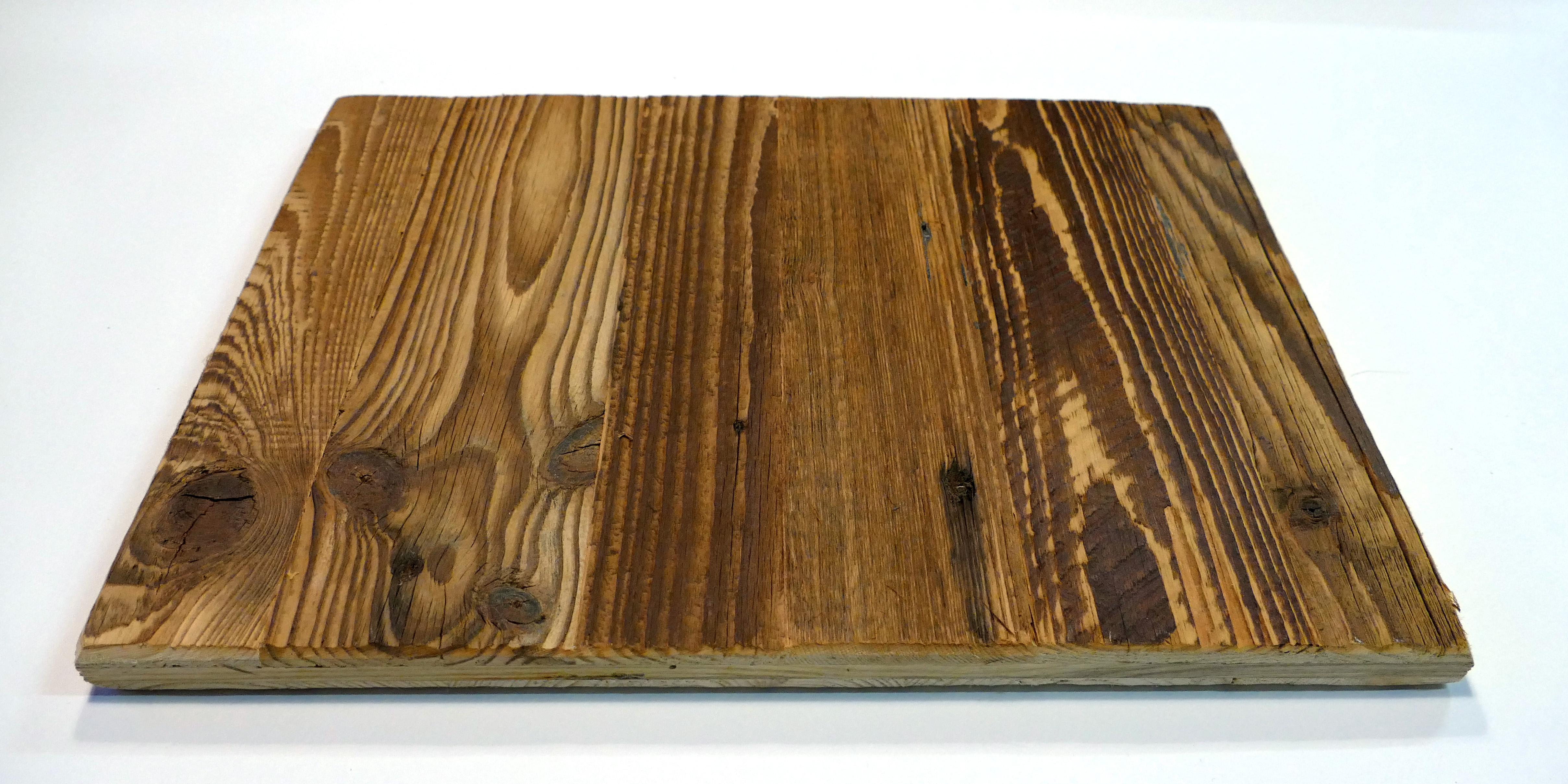 Altholz / Leimholzplatten 3-Schichtplatte braun