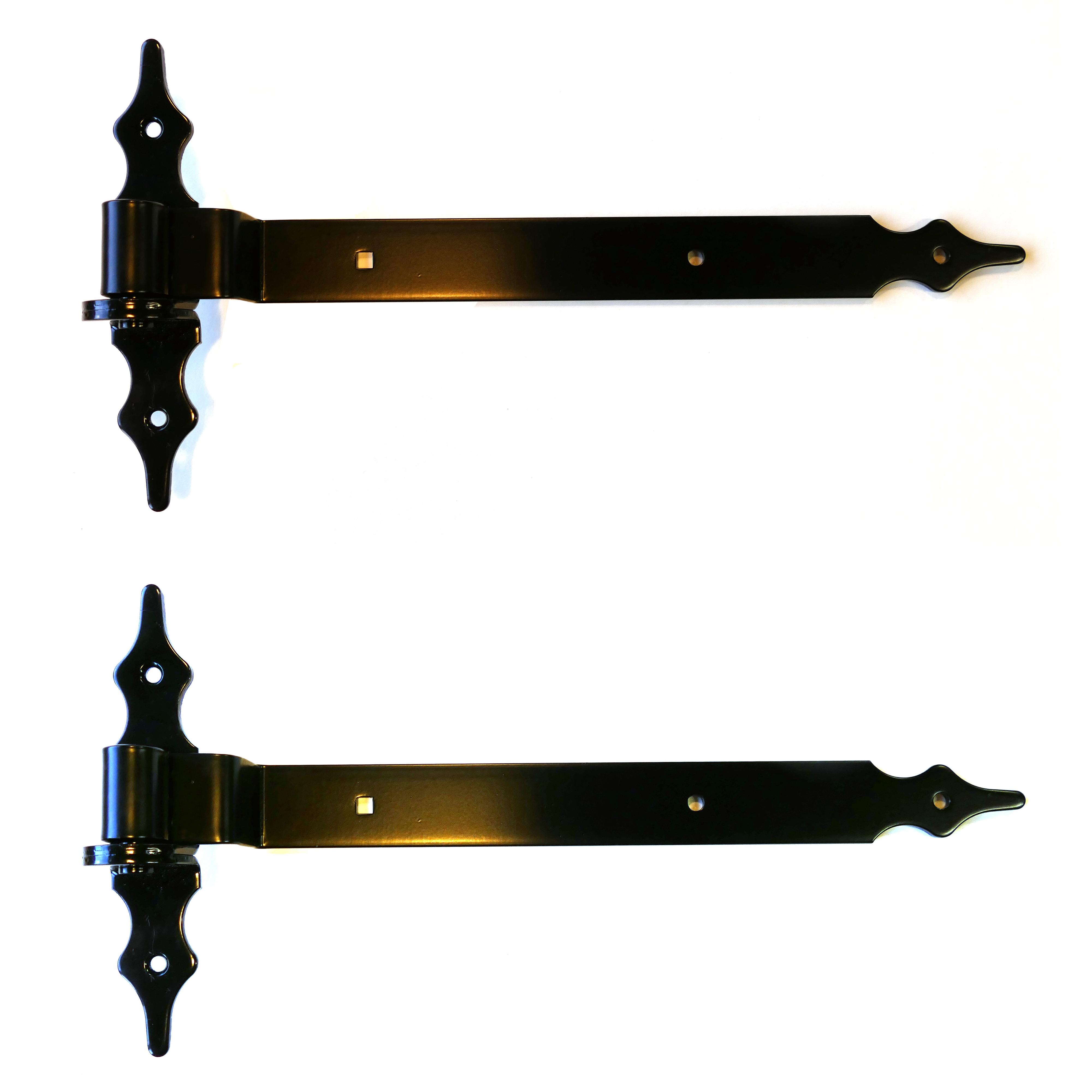 Langbänder (Paar) mit Kloben
