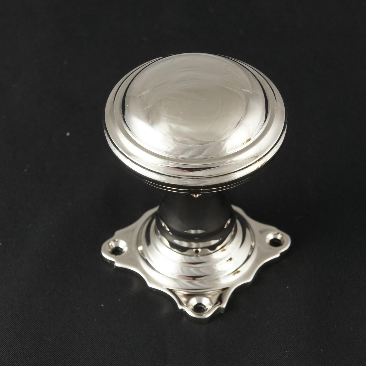 313.0011.10 Haustür Türknauf - antike Türdrücker, Türknopf