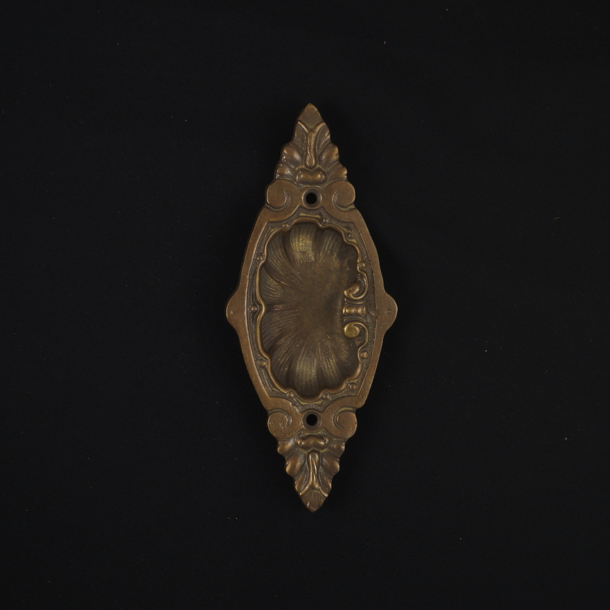 325.0012.45 Schiebetürmuschel - antike Türmuschel
