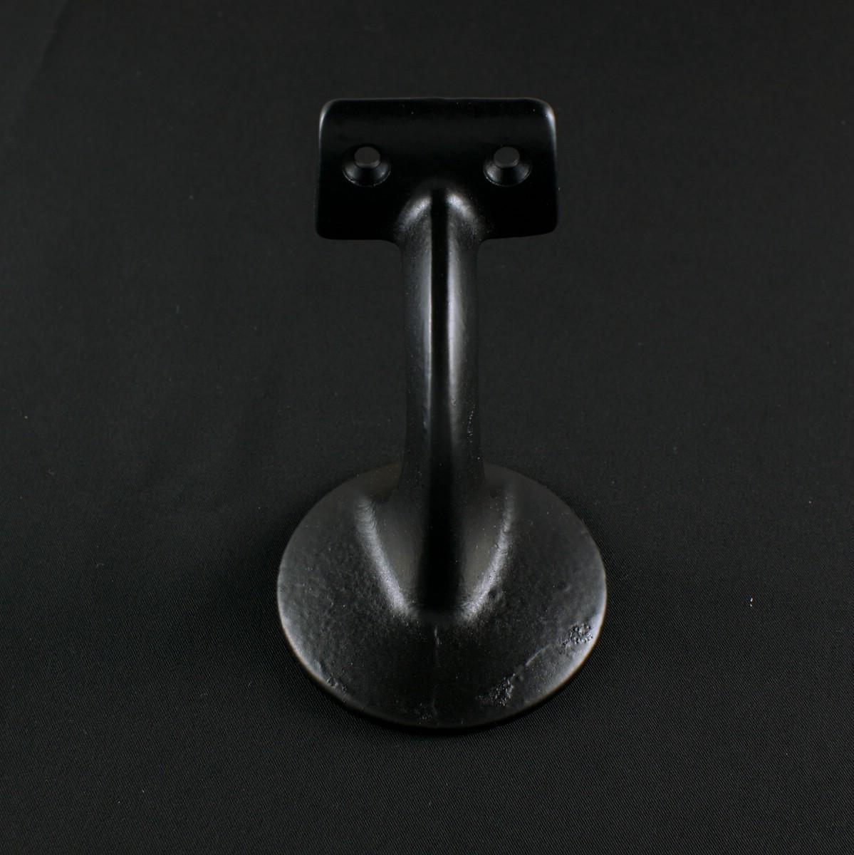 100.0004.70 Handlaufhalter, Eisen schwarz