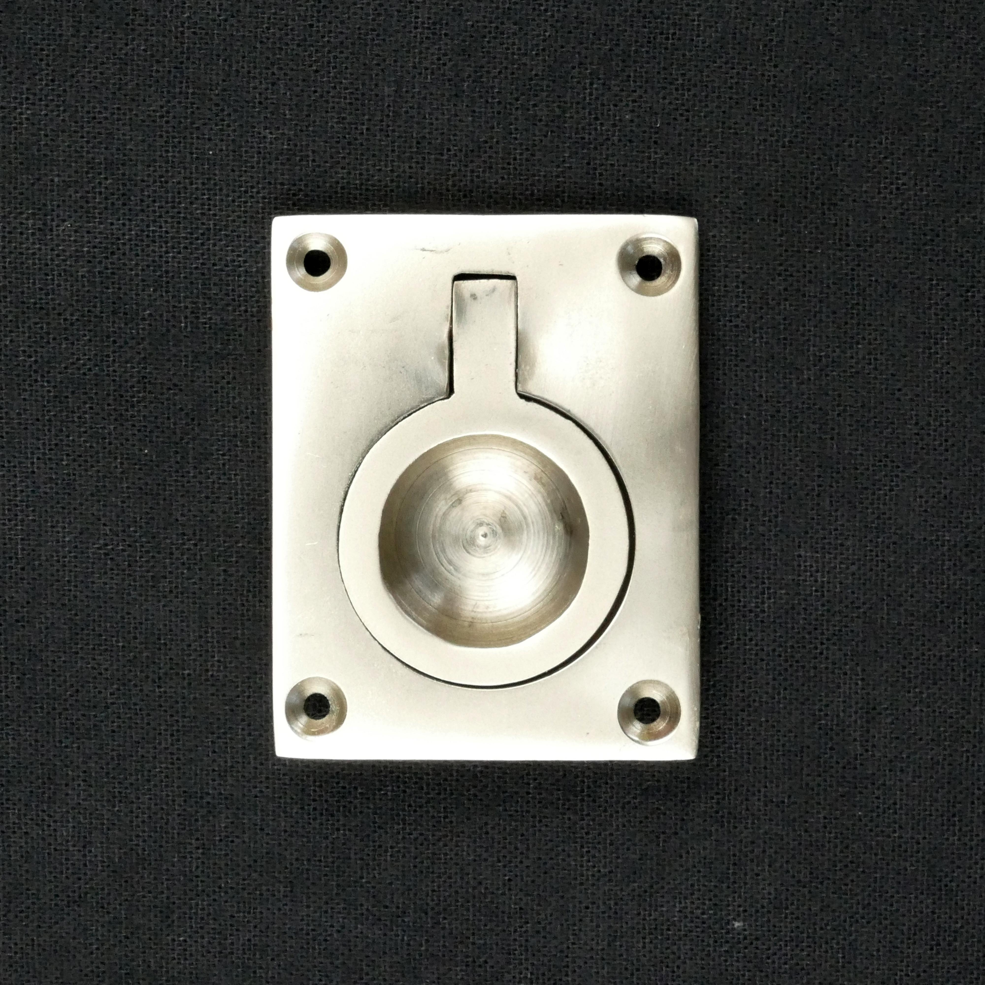 Schiebetür Stirngriff - antike Türmuschel, Schiebemuschel