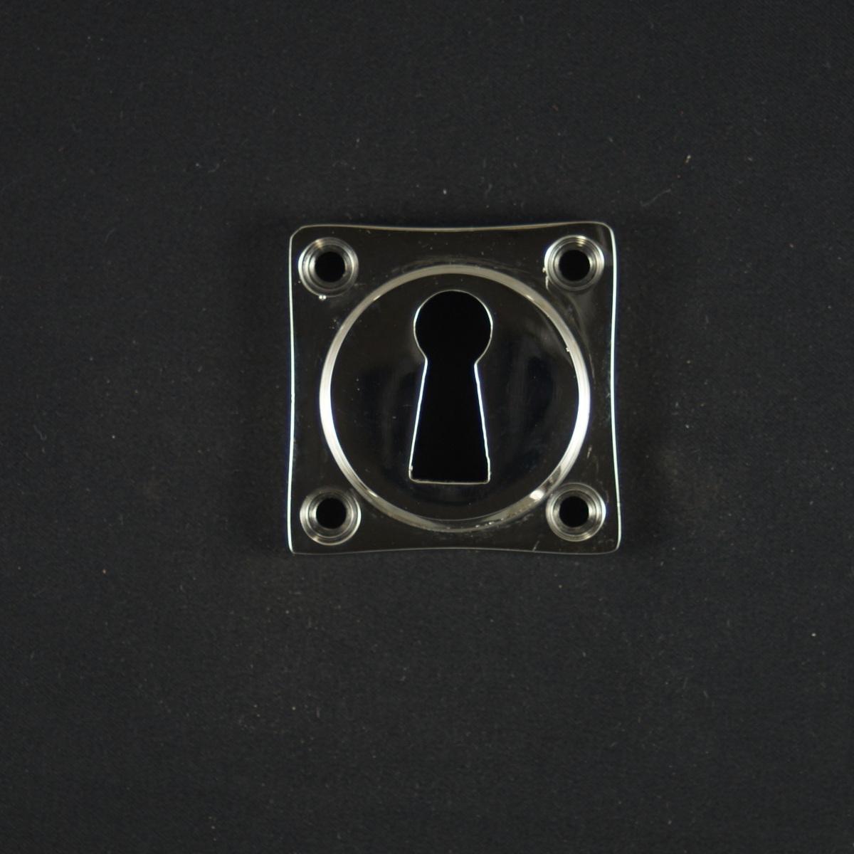 Schlüsselrosette - antike Tür Rosette, Zierrosette, Türbeschlag