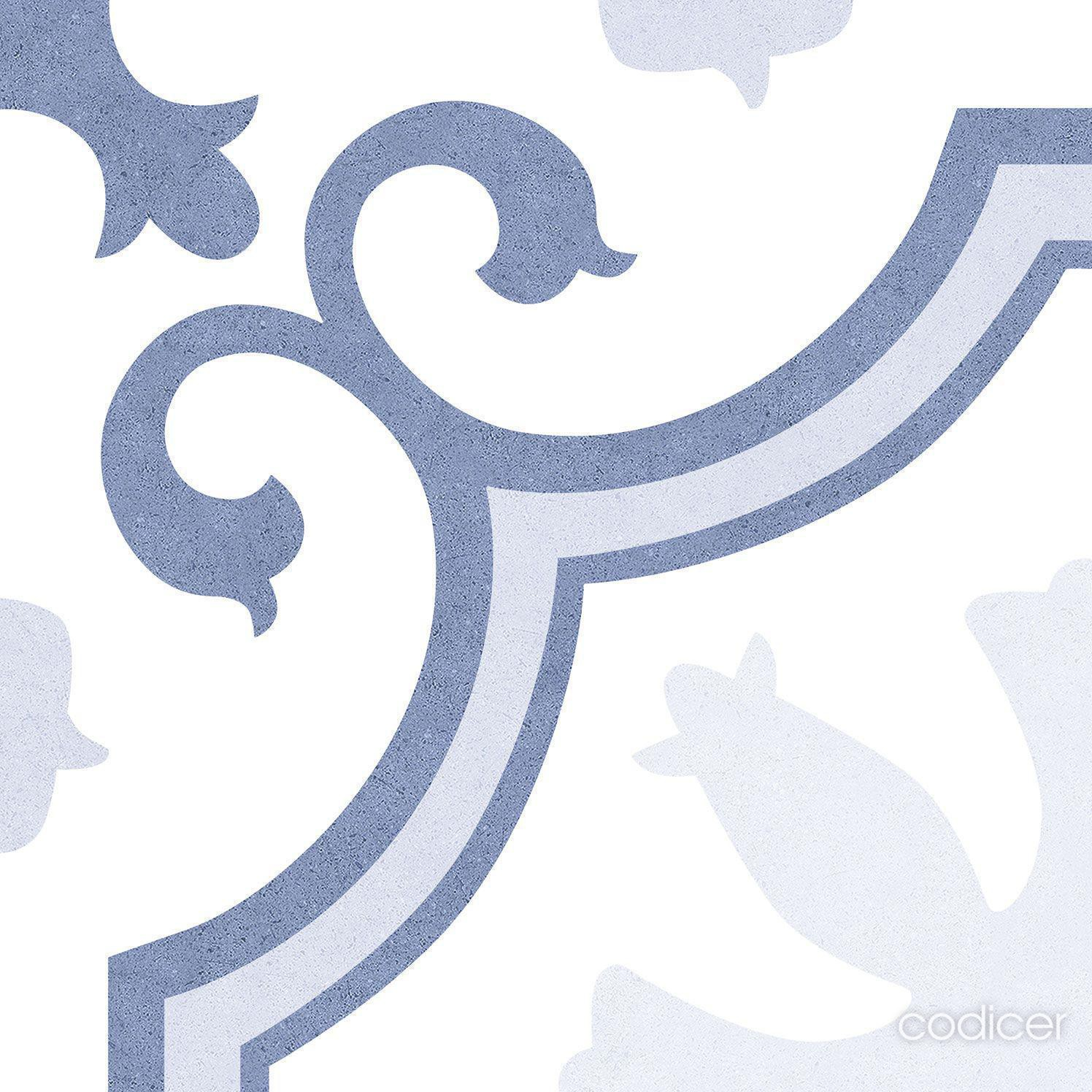 6.0011.21  Codicer Retrofliese /Feinsteinzeug LACOUR ARTIC